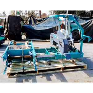Rhino sawmill boxed